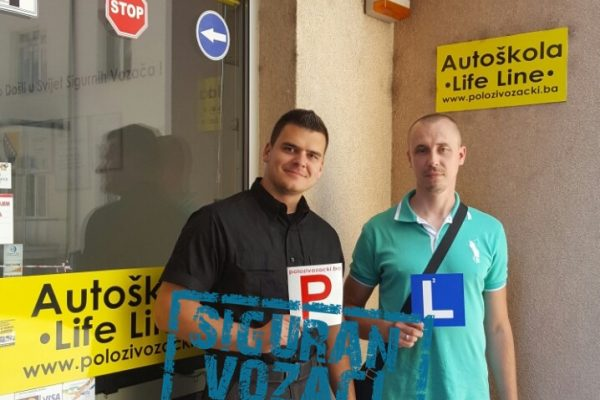 zeid hasanovic obuka i polaganje b auto skola life line vozacka dozvola