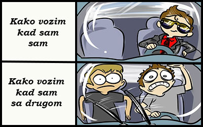 kako vozim vozaci pocetnici