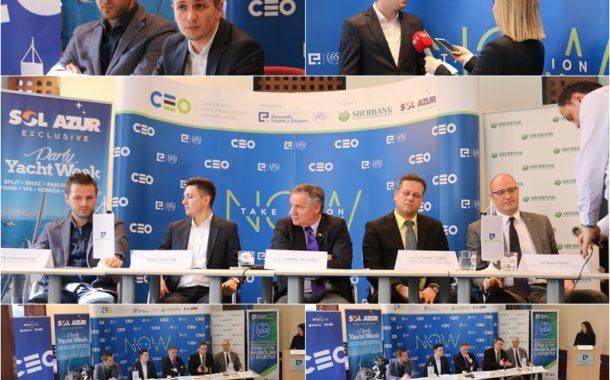 25.03.2017 CEO High School konferencija Dobro nam došli