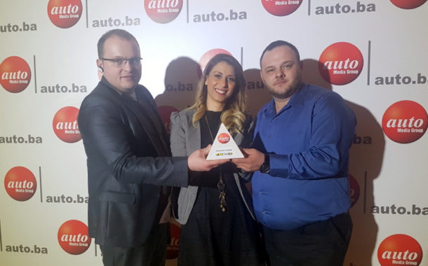 Polozi Vozacki Ba Nagrada za projekat godine